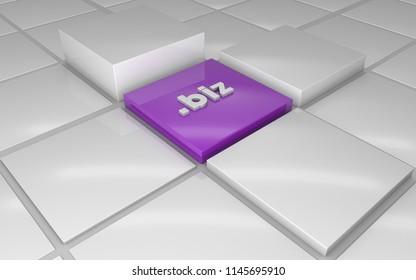 Domain TLD biz highlight