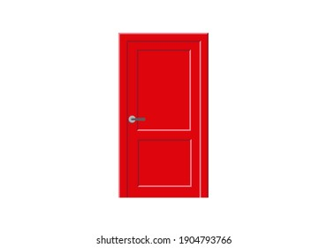Door, opening in the wall that allows you to pass to a site or place.