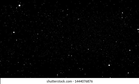 dots geometric illustration on dark background