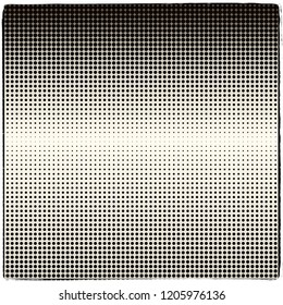 Dotted abstract texture background. Design element.