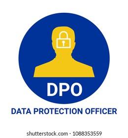 DPO, data protection officer illustration