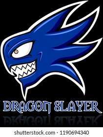 Dragon Slayer Logo/Emblem