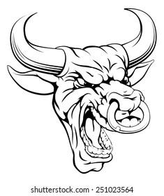 Bull Tattoo Images Stock Photos Vectors Shutterstock