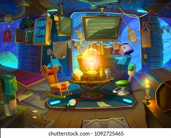 Game Room Images, Stock Photos & Vectors | Shutterstock