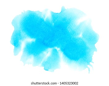 drawing shades blue abstract watercolor background