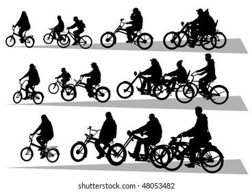 Bike Tour Group Images Stock Photos Amp Vectors Shutterstock
