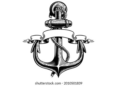 The Drawn Sea Anchor 62744
