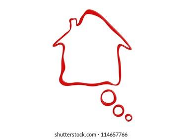 Dream house bubble