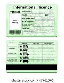 Driver licence