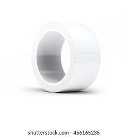 Duct Tape Mock-Up 3D illustration