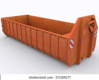 Dumpster Container