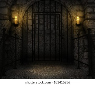 Dungeons Palace Background