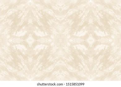Dye Faded Fabric. Vanilla Boho Fashion. Tie Dye Drawing. Cream Seamless Floral Motif. Shibori Pattern. Ikat Zigzag Tile. Nude Wallpaper. Soybean Design. Desert Sands Ornament.