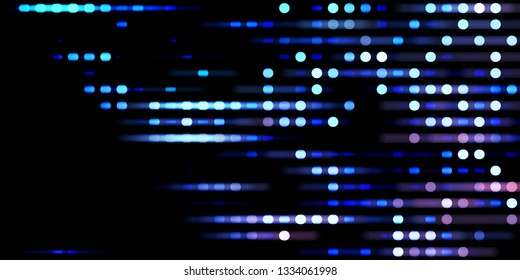 Dynamic Technology Fast Moving Data Abstract Creative Background