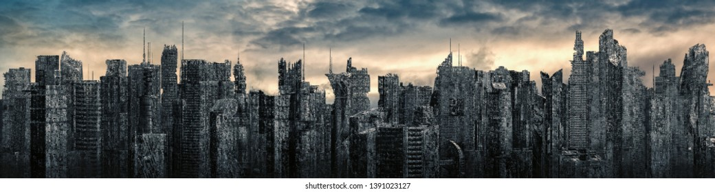 Apocalyptic Images Stock Photos Vectors Shutterstock
