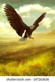 eagle fantasy land