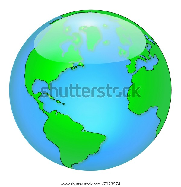 Earth Graphic