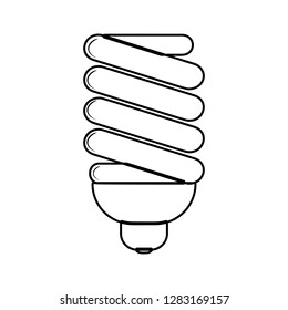 economical light bulb icon. Element of Ecology for mobile concept and web apps icon. Thin line icon for website design and development, app development