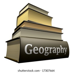 Education books - geography