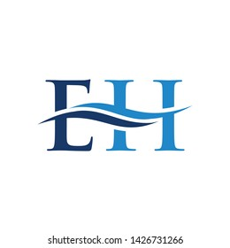 eh icon and logo design