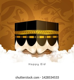 "Eid Mubarak, Arab Muslims, as well as Muslims all over the world. Internationally Muslims use it as a greeting for use on the festivals of Eid al-Adha. Eid means ""Festival"", and Mubarak"