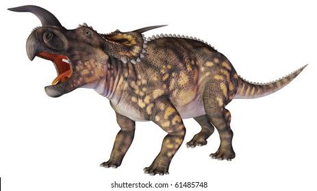 einiosaurus twisted