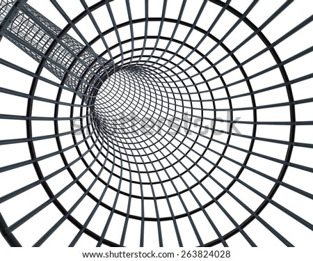 Royalty Free Stock Illustration Of Einstein Rosen Bridge Spacetime