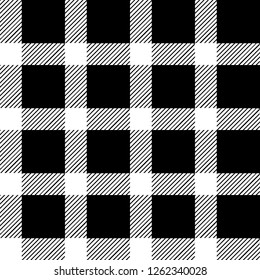 ekose plaid pattern