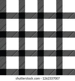 ekose plaid pattern design