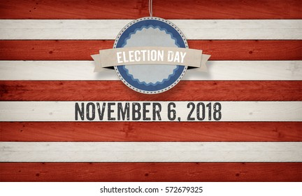 Image result for november 2018 elections clipart