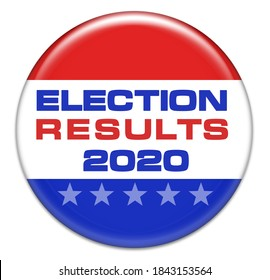 Election Results 2020 - badge button