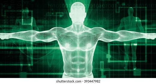 Electronic Medicine or E-Medicine Medicare for Technology