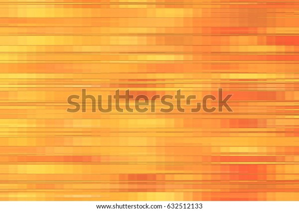 Elegant abstract horizontal orange background with lines