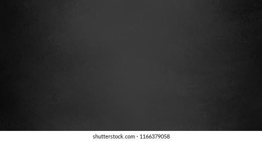 elegant black background with old chalkboard texture illustration of distressed grunge borders and soft light center