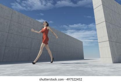 Terras mensen buiten stock illustrations images vectors