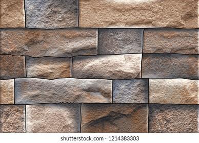 elevation digital wall tiles design