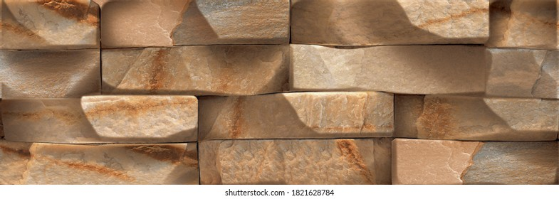Elevation Wall Tiles, Natural stone wall cladding wall paper for ceramic wall tiles