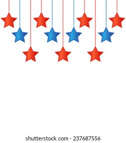 Red Blue Stars Images, Stock Photos & Vectors | Shutterstock