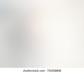 Elite pearl blurred background. Luxury white empty background. Blurred pearl exquisite texture. White shiny abstract background.