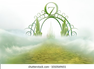 emerald city gate