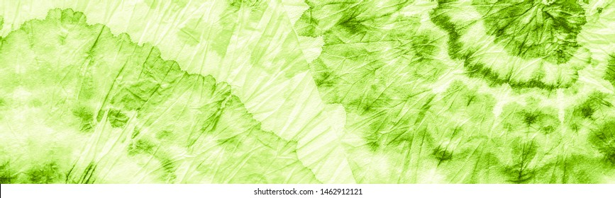 Emerald Green Healthy Living Idea. Emerald Green Watercolor Wallpaper. Crumpled Inked Paper. Organic Color Fresh Bio Food Design. Spotted Distressed Paper. Healthy Bio Food Idea.