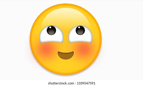 Emoji Cartoon Smile