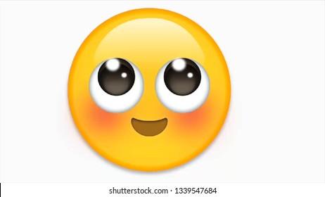 Emoji Cartoon Smile