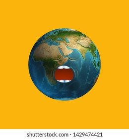 Earth Sad Images, Stock Photos & Vectors | Shutterstock