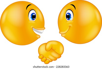 Friendly Emoticon High Res Stock Images | Shutterstock