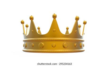 Emperor king crown