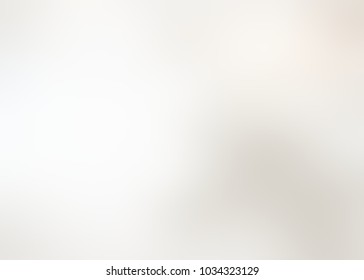 Empty background white. Abstract texture pearl. Blurry template flare. Defocus pattern gleam.