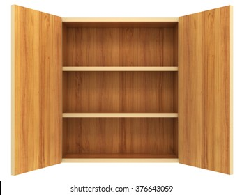 Open Cupboard Doors Stock Illustrations, Images & Vectors | Shutterstock