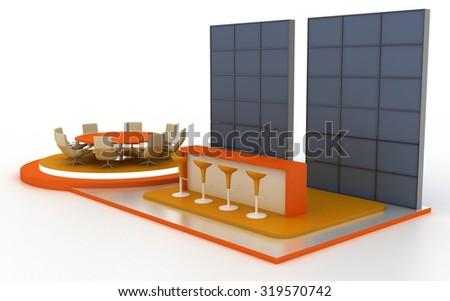 D Exhibition Booth Model : Trade show booths u d p design build llc
