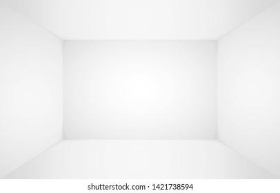 Imágenes, fotos de stock y vectores sobre Empty White